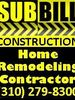 Profile picture for Subbill Construction