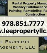 Lee Property…, Real Estate Pro in Lowell, MA