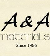 Profile picture for A&A Materials