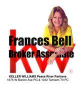 Frances Bell, Real Estate Agent in Punta Gorda, FL