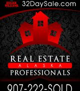 Clinton W Pe…, Real Estate Pro in Wasilla, AK