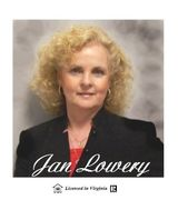 Jan Lowery, Real Estate Pro in Virginia Beach, VA
