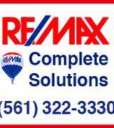 RE/MAX Complete Solutions, Agent in Boca Raton, FL