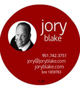Jory Blake, Real Estate Pro in Norco, CA