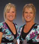 Diane Podway and Donna Orban , Agent in Westlake, OH