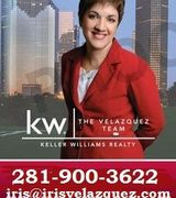 Iris Velazqu…, Real Estate Pro in Pearland, TX