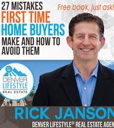 Rick Janson, Real Estate Pro in Denver, CO