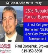 Paul Doroshuk, Real Estate Pro in San Diego, CA