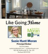 Susie Hunt Moran, Real Estate Agent in Portland, OR