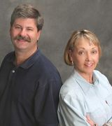 Chuck and Cindy Hinton and Leonard, Real Estate Agent in Cary, NC