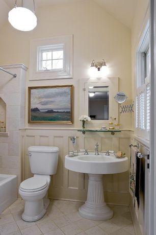 Eclectic Full Bathroom