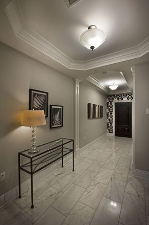 Contemporary room with Paint