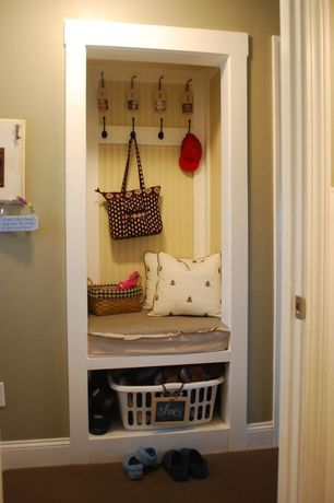 Cottage Mud Room