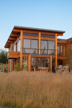 Contemporary Exterior of Home
