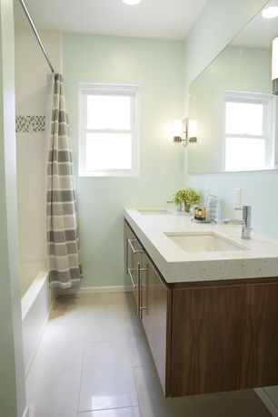 Contemporary Full Bathroom