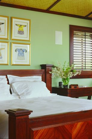 Tropical Guest Bedroom