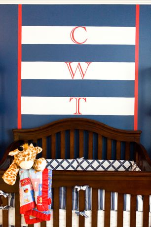Traditional Kids Bedroom with Target - million dollar baby classic ashbury 4-in-1 convertible crib with toddler rail espresso