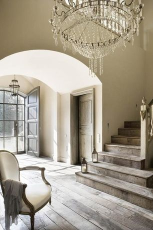 Contemporary Entryway with Paint 2, Restoration hardware yountville lanterns weathered bronze, Paint 1, Chandelier