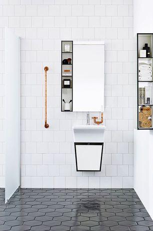 Master Bathroom with Bathroom Medicine Cabinet by Super Bath, Undermount bathroom sink, Paint, High ceiling, Shower