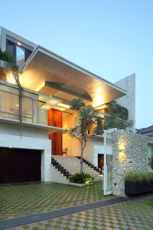 Modern Front of Home