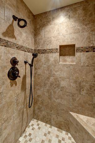 Traditional 3/4 Bathroom