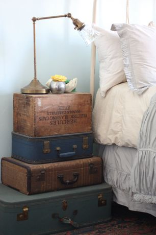 Eclectic Guest Bedroom