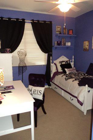 Eclectic Kids Bedroom