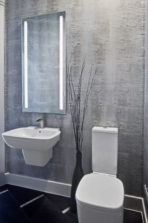 Modern 3/4 Bathroom