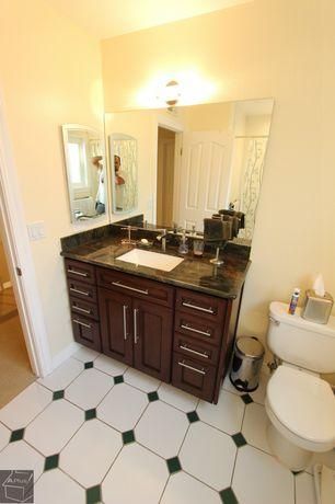 Contemporary Full Bathroom