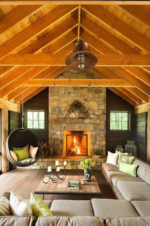 Rustic Living Room Design Ideas Pictures Zillow Digs