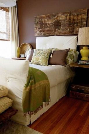 Rustic Guest Bedroom