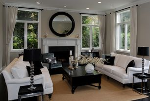 black and tan living room tan living room cement fireplace design