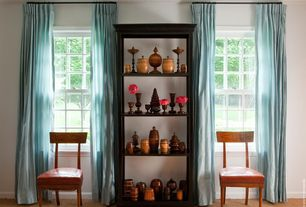 Cottage Living Room with Carpet, Fair Haven Tall Bookcase, Upton Home Marlee Dining Chairs, Crown molding