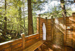 Rustic Full Bathroom with Santec santec deluge rainhead - 70802739