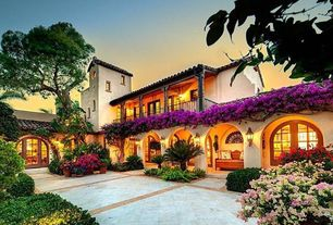 Patio with Spanish style, Exterior lighting, Little bokeelia island