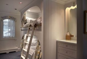 Art Deco Kids Bedroom