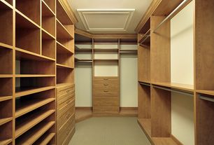 Contemporary Closet with California closets walk-in closet custom cabinetry, Paint