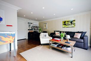 Eclectic Great Room