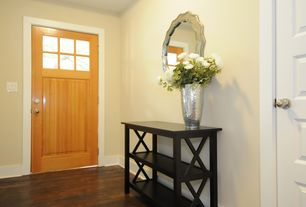 Craftsman Entryway