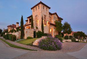Mediterranean Exterior of Home