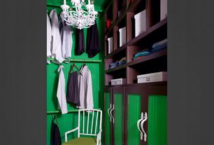 Eclectic Closet with Paint 1, Pioneer Photo Albums Deluxe Photo Storage Box (White), Standard height, Paint 2, Chandelier