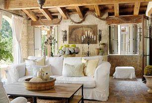 Rustic room