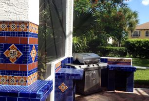 Southwestern patio design ideas pictures zillow digs for Mexican outdoor kitchen designs