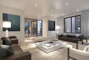 Luxury Modern Living Room Design Ideas & Pictures | Zillow ...
