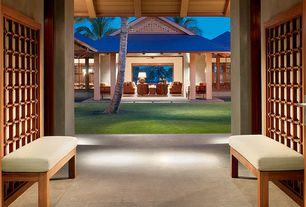 Tropical Entryway
