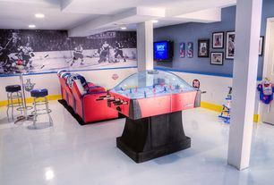 Traditional Game Room