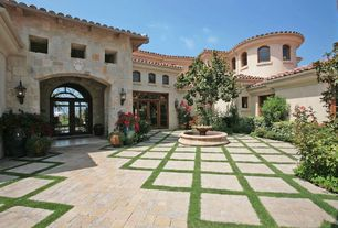 Mediterranean Exterior of Home