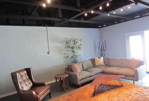 Contemporary Garage