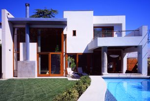 Modern Exterior of Home