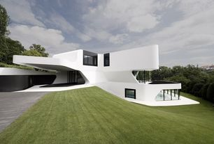 Contemporary Exterior of Home with Minimalist, Dupli Casa by J. Mayer H. Architects